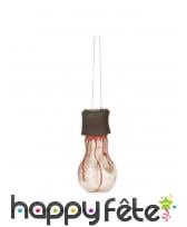 Ampoule éclaboussée de sang, 11cm