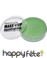 Aqua express nacré vert