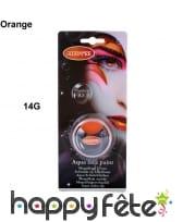 Aquacolor maquillage pour visage sans paraben, image 6