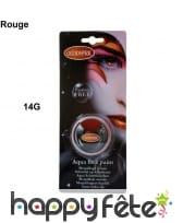Aquacolor maquillage pour visage sans paraben, image 7