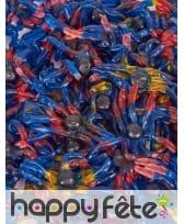 Bonbons araignées 1kg