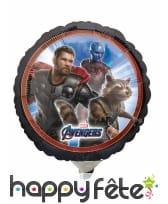 Ballon Avengers Endgame recto verso de 23 cm, image 1