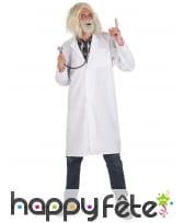 Blouse blanche de docteur