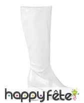 Bottes blanches de gogo, image 1