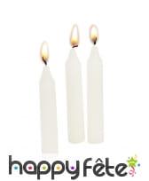 Boite de 12 bougies à lampions, image 2
