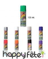 Bombe de couleur pour cheveux de 125 ml