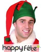 Bonnet d'elfe avec pompom, image 1