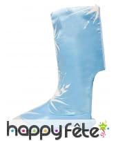 Bottes de Elsa La reine des neiges 2, luxe, image 1
