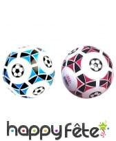 Ballon de foot en pvc, 23cm