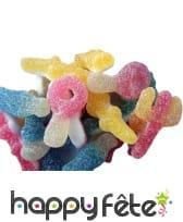 Bonbons Delir Haribo, image 1