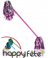 Bâton de majorette, coloris aléatoire