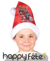 Bonnet de Noël Avengers