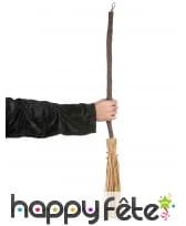 Balai de sorcière de 90cm taille enfant, image 1