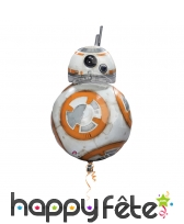 Ballon en forme de BB8, Star Wars