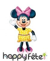 Ballon en forme de Minnie Mouse
