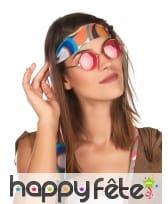 Bandeau et jambières style hippie, image 2