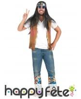 Bandeau et jambières style hippie, image 3