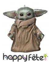 Ballonen forme de bébé Yoda, 63cm