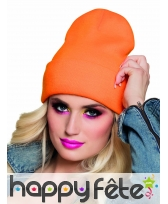 Bonnet flashy fluo uni, image 3