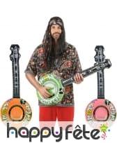 Banjo gonflable