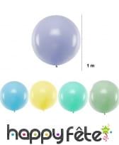 Ballon géant de 1 m