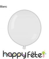 Ballon géant rond de 80 cm, image 2