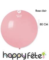 Ballon géant rond de 80 cm, image 20