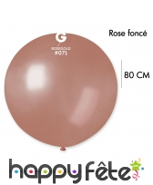 Ballon géant rond de 80 cm, image 21