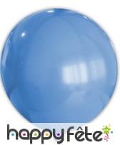 Ballon géant rond de 80cm, image 2
