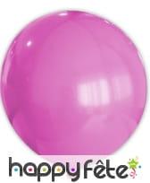 Ballon géant rond de 80cm, image 3