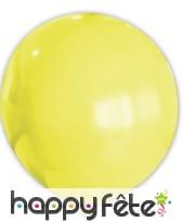 Ballon géant rond de 80cm, image 4