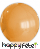 Ballon géant rond de 80cm, image 6