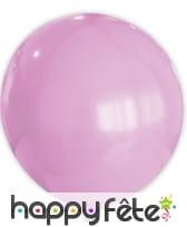 Ballon géant rond de 80cm, image 7
