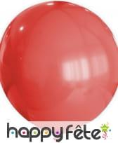 Ballon géant rond de 80cm, image 8
