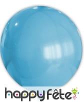 Ballon géant rond de 80cm, image 9
