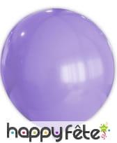 Ballon géant rond de 80cm, image 11