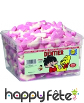 Bonbon haribo dentier sucre