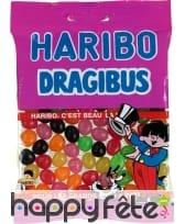 Bonbon haribo dragibus