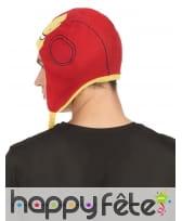 Bonnet haut de tête Iron Man, image 2