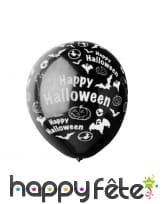 Ballon halloween géant de 70 cm