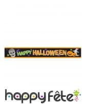 Banderole Happy Halloween de 270cm