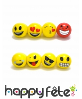 Bague imoji led pour enfant