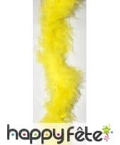 Boa jaune de 2 mètres