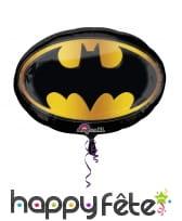 Ballon logo de batman