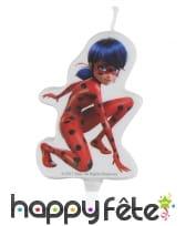 Bougie Ladybug de 9cm