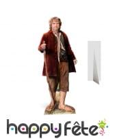Bilbon le Hobbit en carton taille réelle