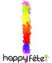 Boa multicolore 180 cm