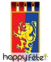 Bannière médiévale à suspendre, image 1