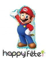 Ballon Mario Bross de 83cm