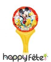 Ballon Mickey mouse de 15 x 30cm